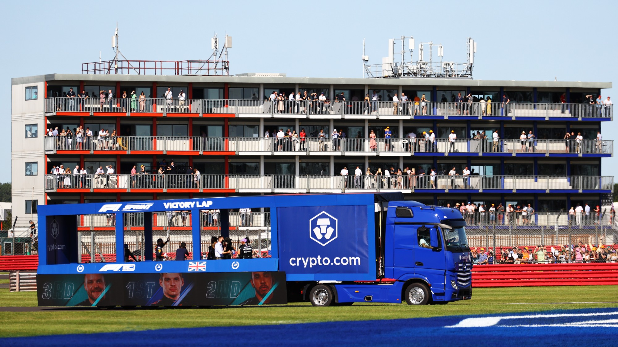 F1 Sprint Qualifying 2021
