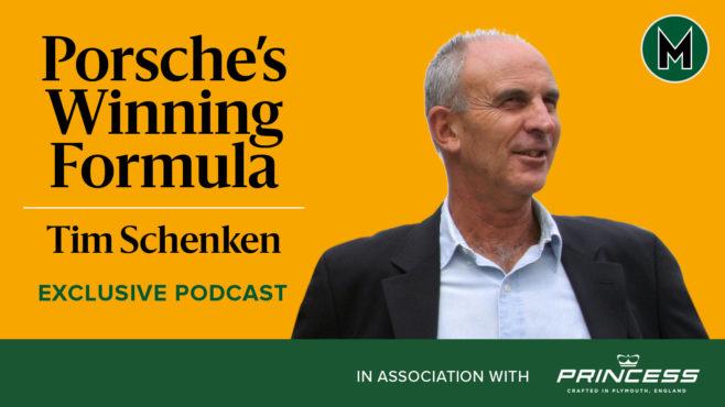 Podcast: Tim Schenken, Porsche's winning formula