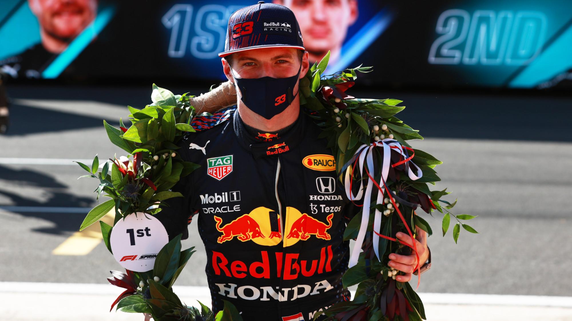 Max Verstappen, 2021 Sprint