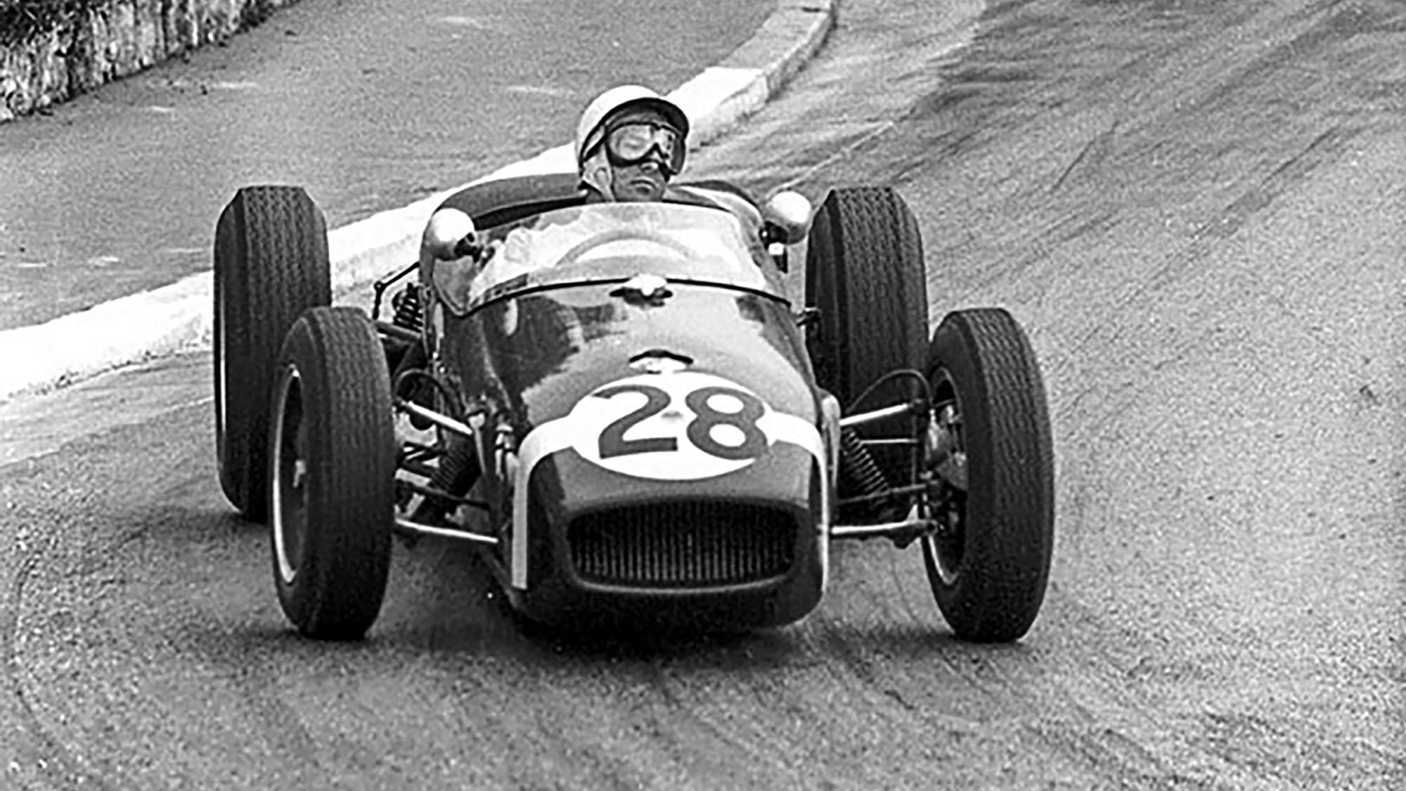 Monaco 1961 Moss