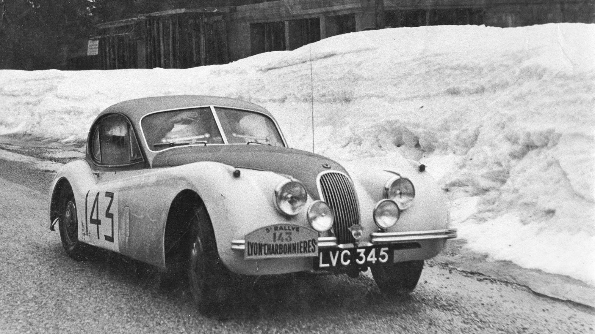LyonChabonaire Jaguar XK