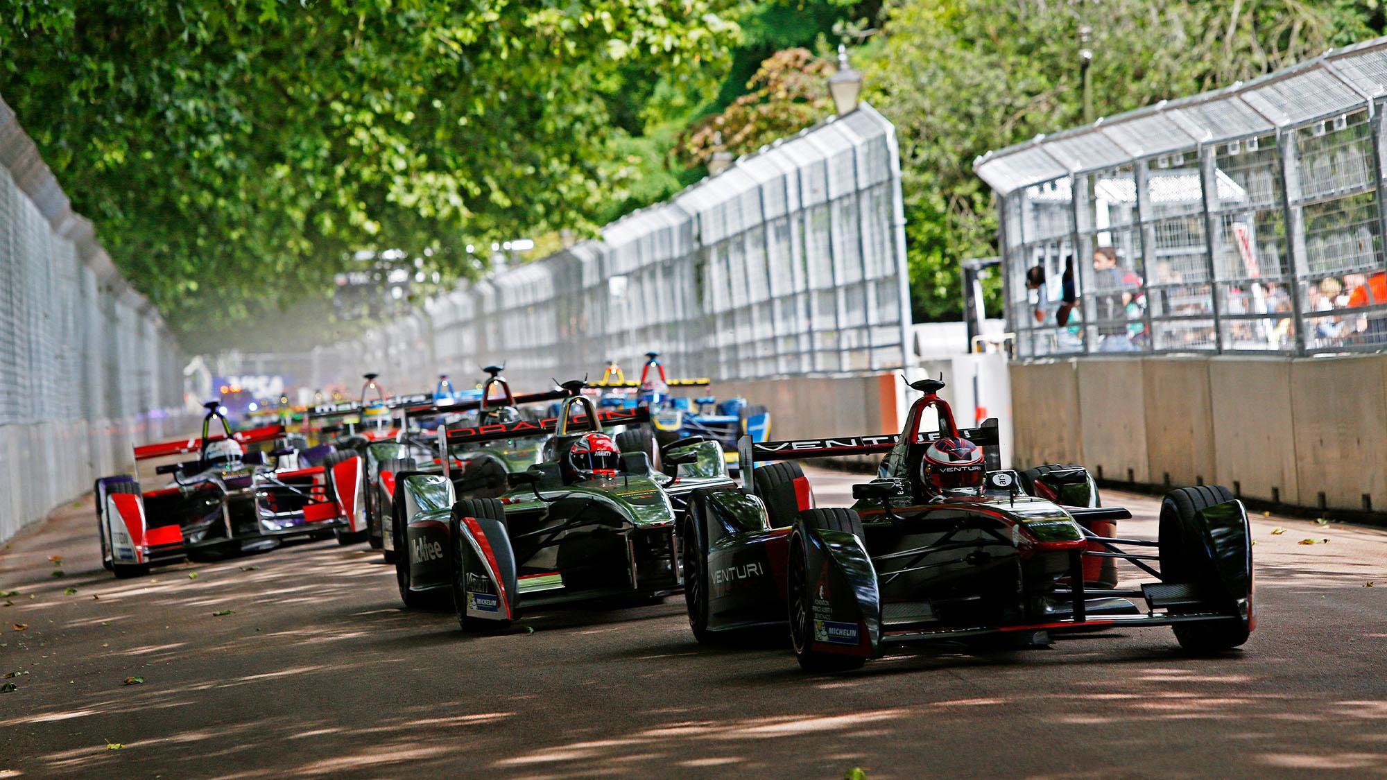 Formula E Battersea