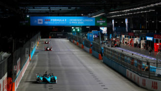 How Formula E's London indoor/outdoor circuit went from being 'too out there' to reality