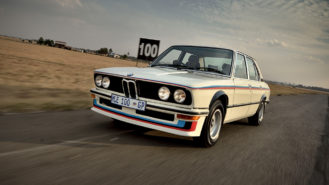 The forgotten ancestor of BMW M cars: on track in the 530 MLE