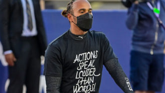 Lewis Hamilton backs new Mission 44 equality charity with £20m donation