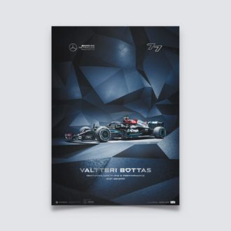 Product image for Mercedes-AMG Petronas F1 Team - Valtteri Bottas - 2021 | Collector's Edition