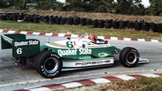 The 'deliberate' slow drive that killed off Porsche's IndyCar