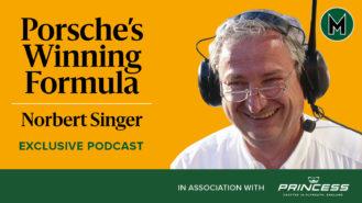 Podcast: Norbert Singer, Porsche's winning formula