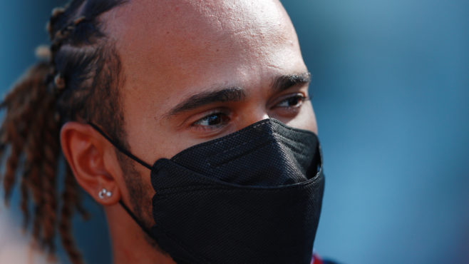 Hamilton after racist abuse: 'I didn't feel alone for the first time in my F1 career'