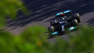 Bottas fastest in FP2 from Hamilton: 2021 Hungarian GP practice round-up