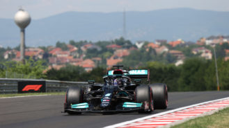 Hamilton fastest before qualifying from Verstappen: 2021 Hungarian GP practice round-up