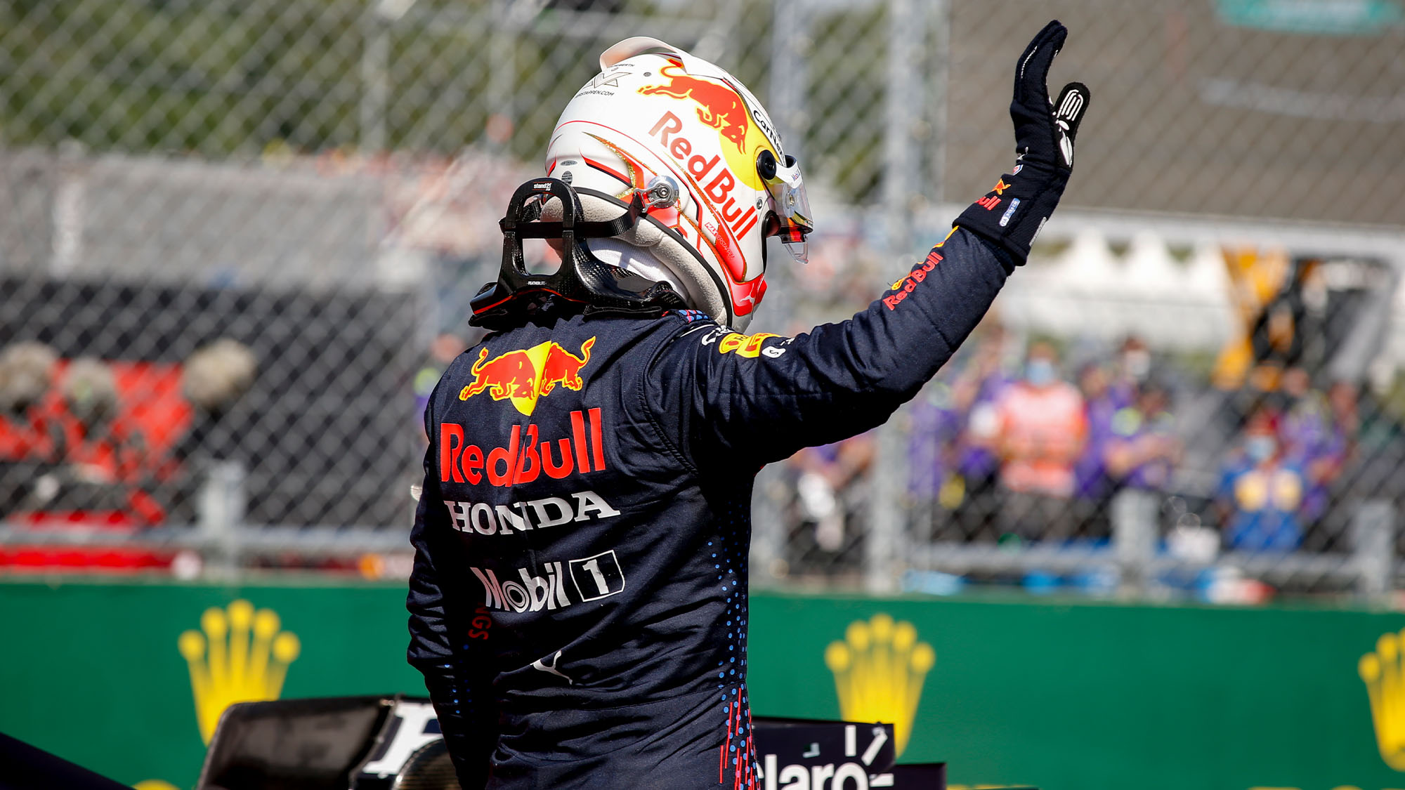 VERSTAPPEN Max (ned), Red Bull Racing Honda RB16B, portrait during the Formula 1 Magyar Nagydij 2021, Hungarian Grand Prix, 11th round of the 2021 FIA Formula One World Championship from July 30 to August 1, 2021 on the Hungaroring, in Mogyorod, near Budapest, Hungary - Photo DPPI