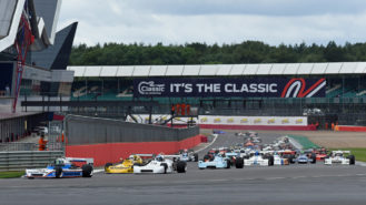 The Classic at Silverstone brings back the bark of racing's past