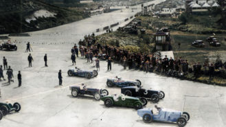 Relive the first British Grand Prix this weekend, as Brooklands goes back to 1926