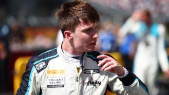 Williams says reserve driver Dan Ticktum is dropped after Latifi 'poo' jibe