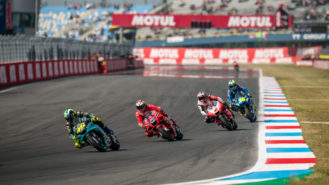 Rivals pay tribute to Rossi as nine-time champion announces MotoGP retirement