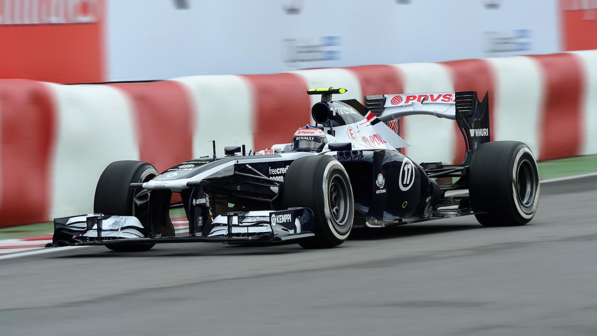 Valtteri Bottas, 2013 Canadian GP