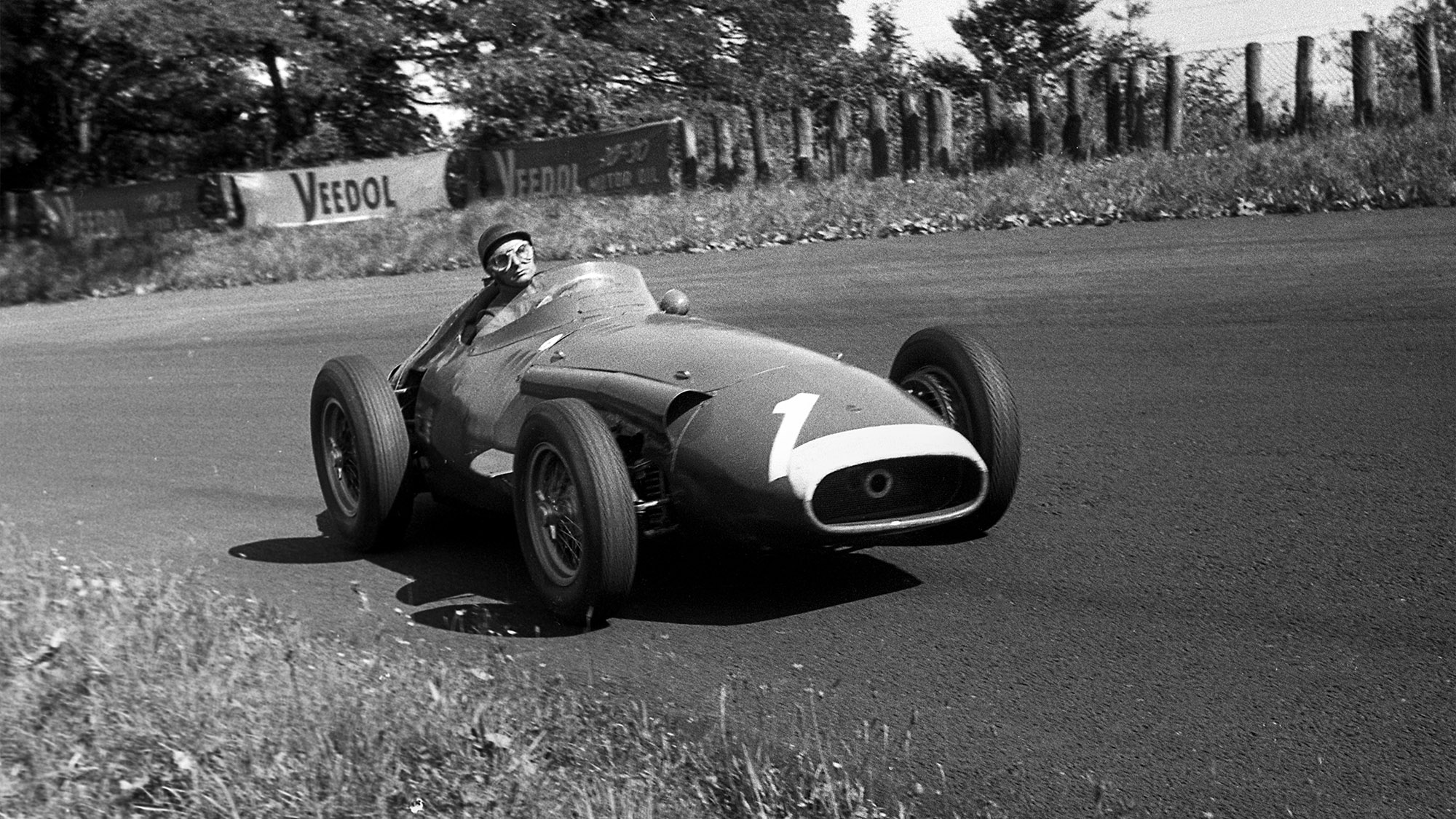 1957 German Grand Prix Fangio