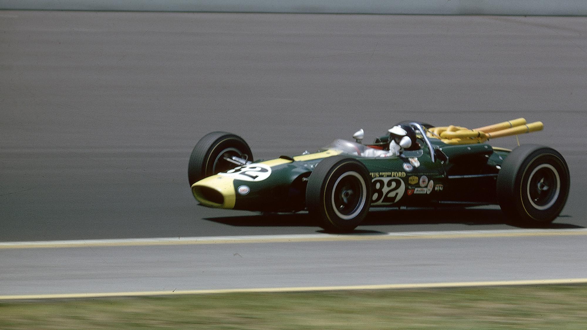 1965 Indy 500 Jim Clark