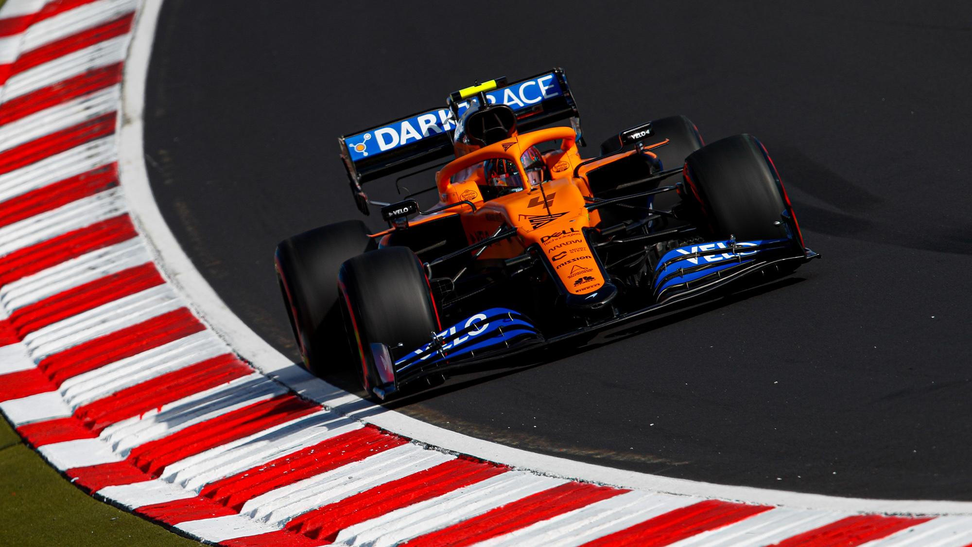 McLaren Database LAT via McLaren