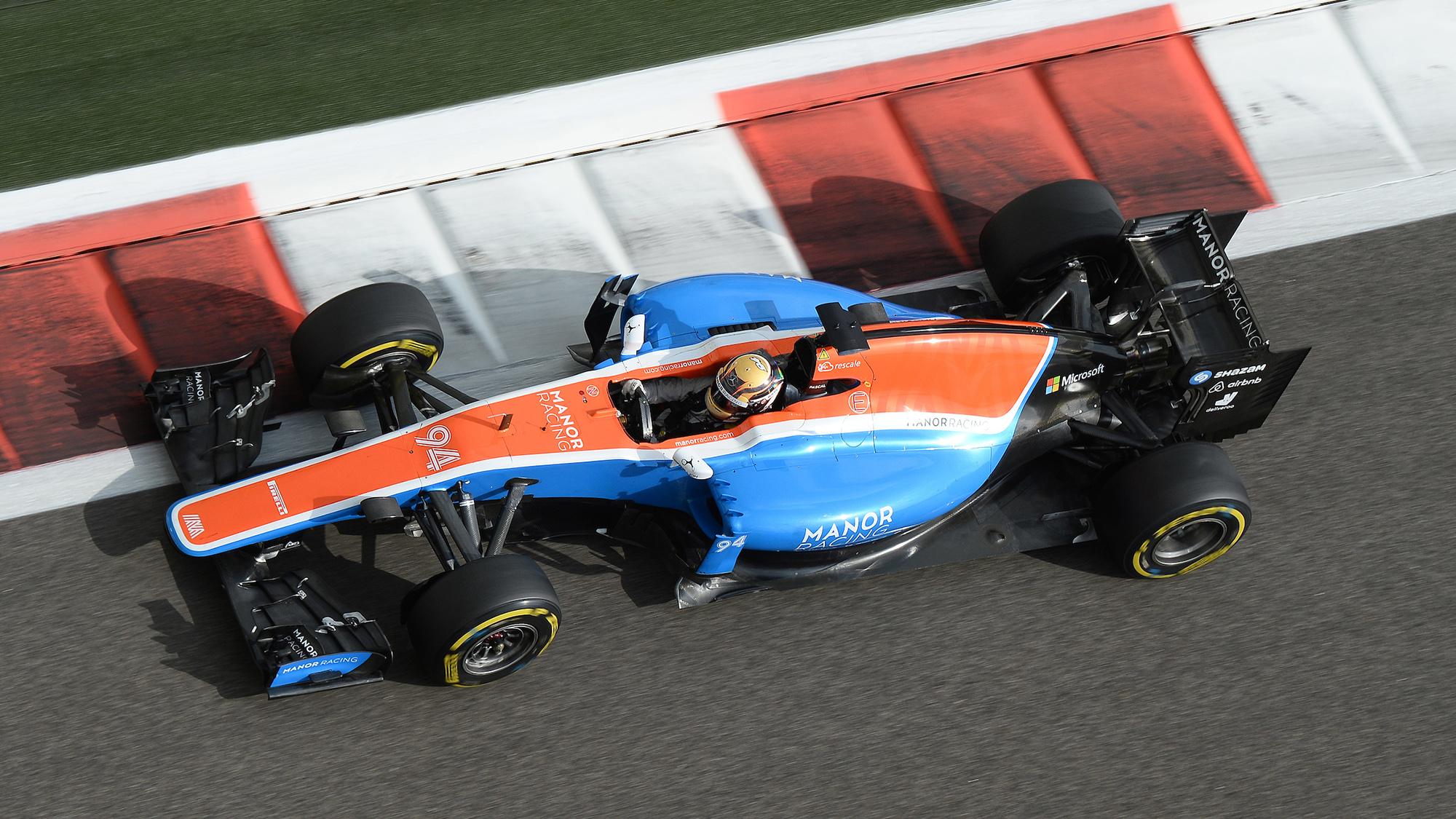 Manor Racing Database