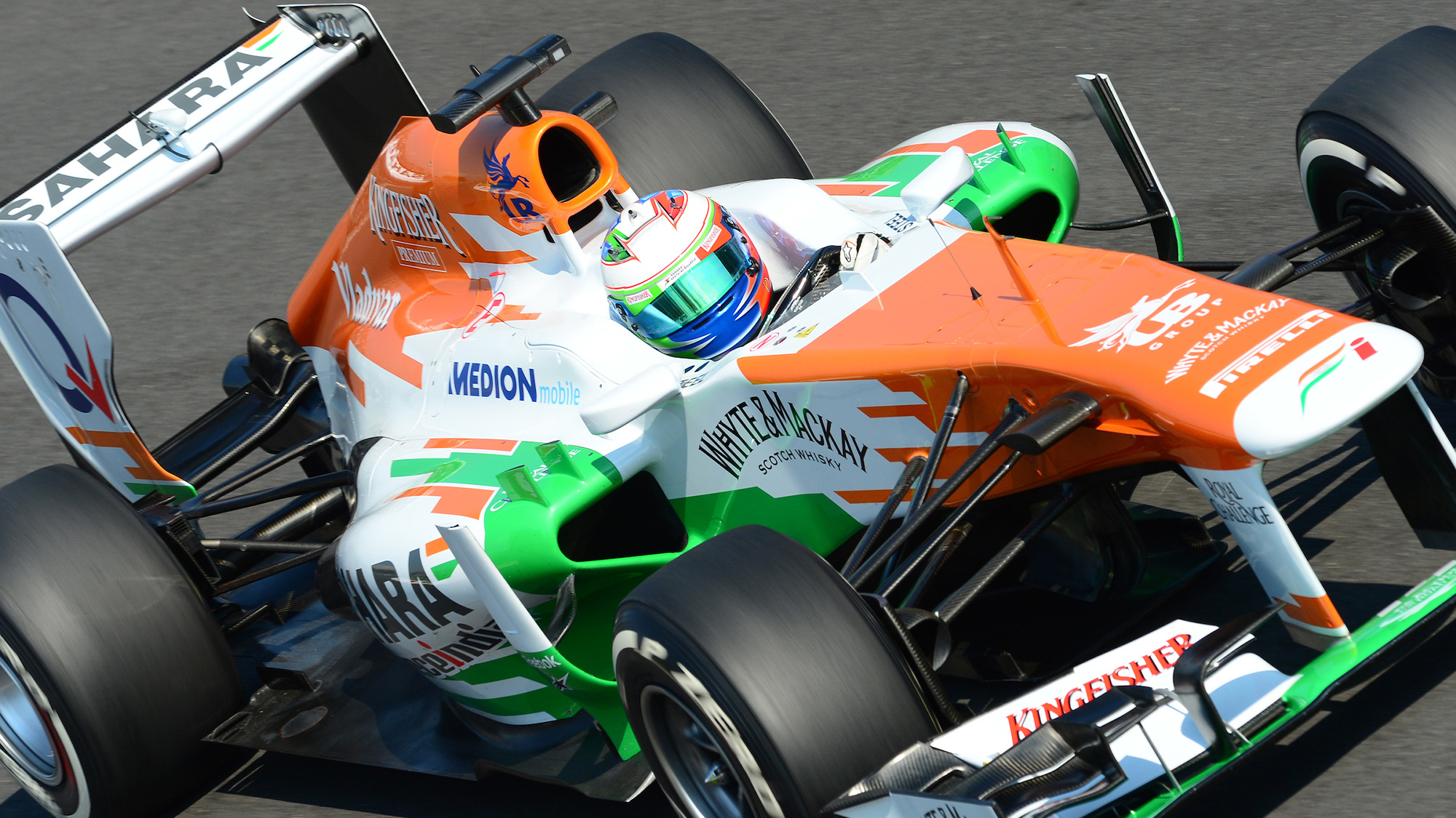Force India Database
